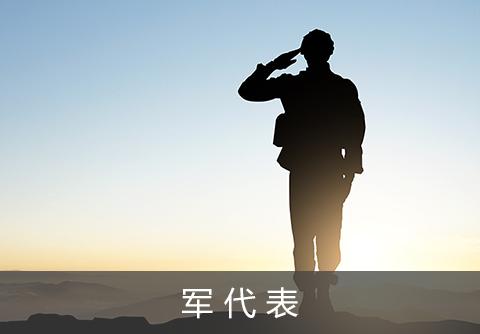 军代表 — 军队文职人员招录面试高分课程